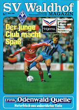 Der Club Borussia Mönchengladbach FC Nürnberg BL 92//93  1