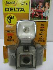 NIB OLD VINTAGE IMPERIAL DELTA 127 CAMERA PHOTO CAMERA FLASH