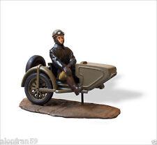 Soldados de Plomo en Moto 1:30 Beiwagen Kavallerie-Bataillon FN - SMI027