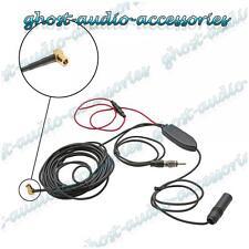 Universal DAB FM auto 4m Antenna Antenna Splitter Radio Digitale con Amplificatore