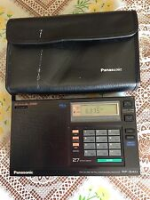 Panasonic FM-LW-MW-SW Portable Digital Receiver RF-B40, Good Condition.