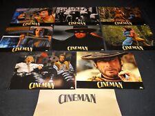 CINEMAN f dubosc pierre richard   jeu photos cinema lobby cards fantastique