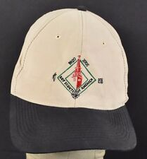 Beige 1920 Boy Scouts of America embroidered baseball hat cap adjustable strap