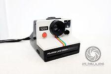 Vintage Polaroid 1000 Instant Film Camera with neck strap