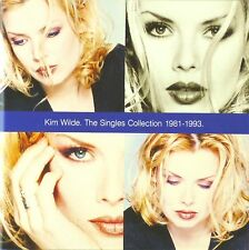 CD - Kim Wilde - The Singles Collection 1981-1993. - A252