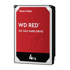 "3,5"" NAS HARD DISK DRIVE 4.0 TB WESTERN DIGITAL WD40EFRX 4TB RED 2060-800055-002"