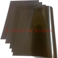 4 pieces of A4 1.5mm magnetic sheets soft flexible magnet craft easy cut