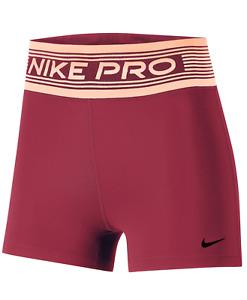 NIKE Women's Nike Pro Training Shorts CJ3717 NEW NWT