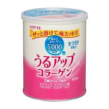 NEW F/S ☀LOTTE☀ collagen / Vitamin / Hyaluronic  30 days CAN - Powder 198g