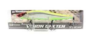 Megabass Vision 110 Oneten Regular Slow Floating Lure MG Vegitation React (3320)