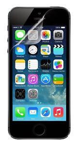 Belkin Screen Guard Transparent Screen Protector - iPhone SE 5 5S 5C - 3 x Pack