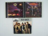 Night Ranger 3xCD Lot #1