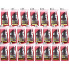 23x1 Liter MANNOL Kühlerfrostschutz Antifreeze AF 12+ Frostschutz -40°C rot rosa