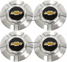 Chevy Silverado 1500 Tahoe 2007-2013 Chevrolet Wheel Center hub Caps 9595989