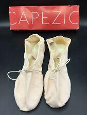 Capezio Women's Canvas Juliet (2028) 8.5 M Pink Dance Shoes