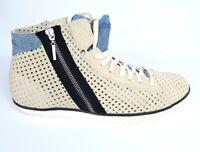 DIESEL Sneakers BEACH PIT Leder Damen Frauen Schuhe Woman Shoes R3