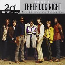 Three Dog Night - 20th Century Masters Millennium Collection CD NEW