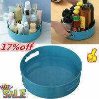 Multi-Function Rotating Tray/Kitchen Organizer/Cosmetics Rotating Shelf Hot Sale