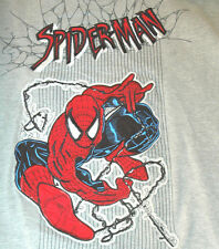 Rare Vtg SPIDERMAN Johnny Blaze T Shirt TEE Marvel Comics 2 Extra Large STITCHED