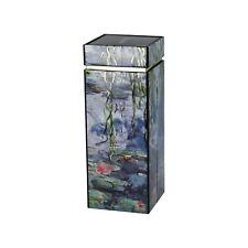 Goebel Dose Seerosen II Claude Monet Künstler NEUHEIT 2020 Teedose Kaffeedose