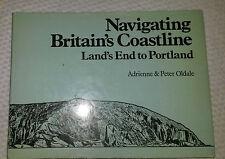 Adrienne and Peter Oldale; Navigating Britain's Coastline