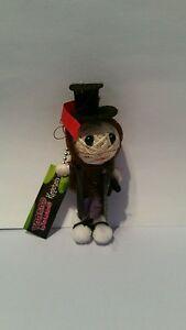 Penguin Voodoo Doll Keyring Key Chain keyfob charm string wool girls boys gift