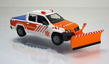 "Wiking 031110 Volkswagen VW Amarok  "" Winterdienst """