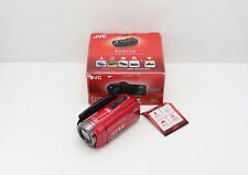 JVC GZ-R315 CAMCORDER BOXED HD CARD QUAD WATER / DUST / FREEZE / SHOCK PROOF