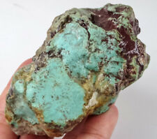 864Ct Natural Bisbee Arizona Turquoise Collectible Rough Specimen Old Stock YSS1