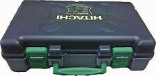 Hitachi kcs918 Plástico Amoladora Angular caso