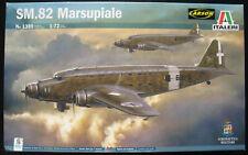 ITALERI 1389 - SM.82 Marsupiale - 1:72 - Flugzeug Modellbausatz - Airplane Kit