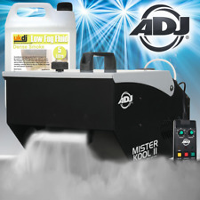 American DJ Low Lying Dry Ice Effect Smoke Party Disco Fogger Ground Floor Stage