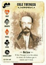 High Stakes Drifter CCG - Cole Younger - 54/225 - Dude