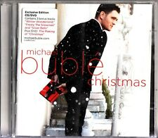 MICHAEL BUBLE- Christmas Album CD & DVD Exclusive Edition BONUS TRACKS