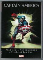 Marvel Masterworks Captain America TPB 2010 Near Mint- (9.2) 1st Print