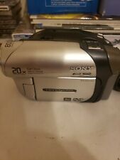 Sony Handycam DCR-DVD92 Camcorder with Charger