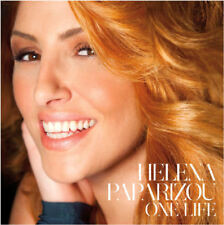 Paparizou Helena - One life (ORIGINAL GREEK CD RELEASE) ΠΑΠΑΡΙΖΟΥ ΕΛΕΝΑ NEW CD