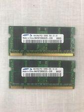 Samsung PC2-5300 2 GB SO-DIMM 667 MHz DDR2 Memory (M470T2953CZ3-CE6) (MA369G/A)
