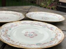 New Listing*Salad Plates * Haviland Limoges Schleiger 330 China Set Double Gold Bows #2