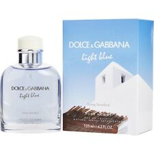 Dolce & Gabbana Light Blue Living Stromboli 2ml Sample DISCONTINUED & RARE
