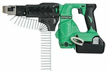 Hitachi Koki 18V cordless connecting screw driver rechargeable battery, charger