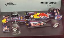 BRAND NEW  Sebastian Vettel 2010 #5 Red Bull Racing Renault RB6 1/18 MiniChamps