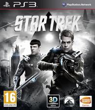 Star Trek Ps3 Game  DVD NEW