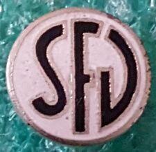 SUDDEUTSCHER FUSSBALL VERBAND -GERMAN SOCCER VERBAND OLD PIN BADGE