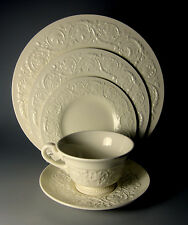 Wedgwood Patrician (SET OF 4)  5 Piece Place Settings