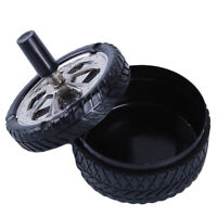 Push-Type Ashtray Car Supplies Portable Split Design Cigarette Cup