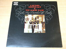 EX- !! Captain Beefheart & The Magic Band/Lick My Decals Off Baby/1970 LP