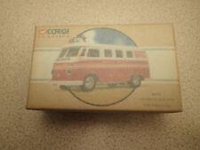 Corgi Classics 98475 Volkswagen Van Fire Marshall Sealed Ex Shop Stock