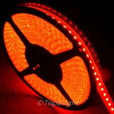 10X 5m RED SMD 3528 Waterproof Flexible 600 LED Strip