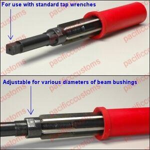 Axle Beam Bushing Reamer For 1.34 Up To 1.50 Diameter